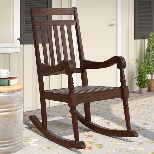 Glen Ullin Modern Rocking Chair by Laurel Foundry Modern Farmhouse