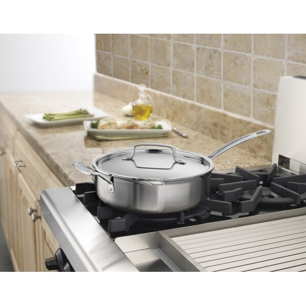 Saute Pan with Lid by Cuisinart