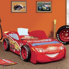 Lightning McQueen Twin Bed by Americas Toys Project