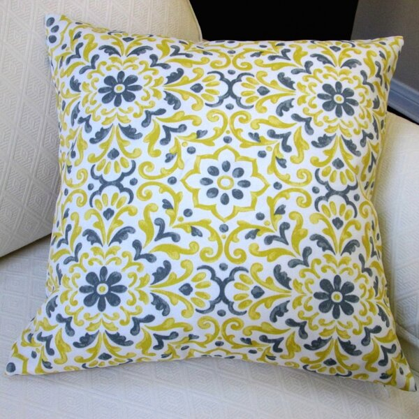 Jillara Printed Outdoor Pillow Cover (Set of 2) by Artisan Pillows