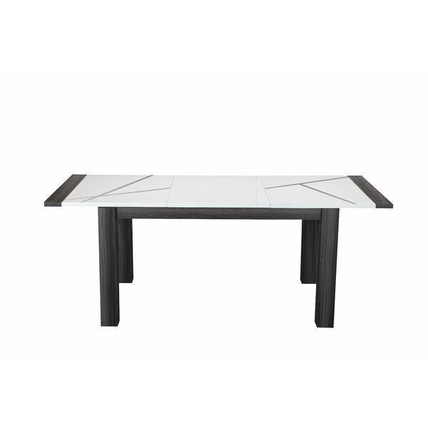 Adamson Expandable Dining Table by Orren Ellis