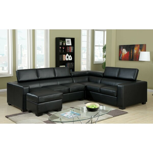 Misael Left Hand Facing Modular Sectional By Orren Ellis