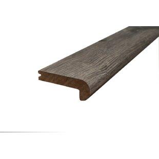 Flush Stairnose U0026 Overlap Stair Flooring Trim Youu0027ll Love | Wayfair