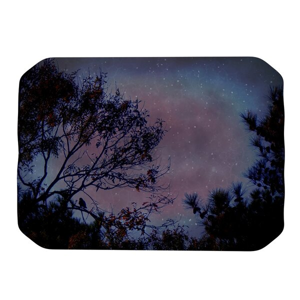 Twilight Placemat by KESS InHouse