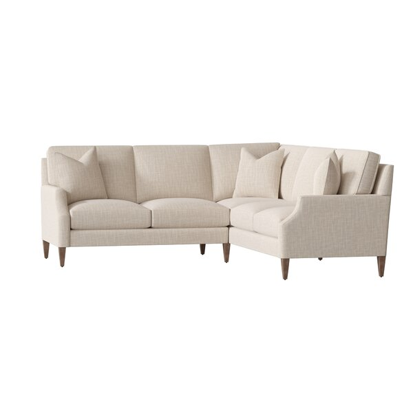 Kaat Small L-Shaped Sectional By Birch Lane™ Heritage