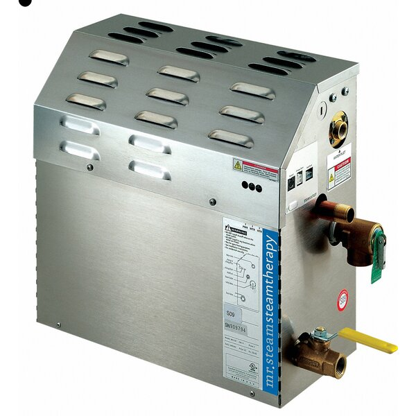 eTempo 5 KW 208V 1PH Steambath Generator by Mr. Steam
