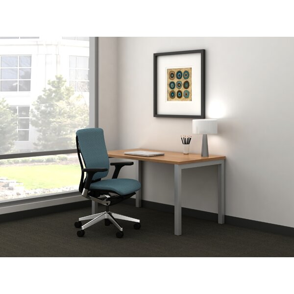 Trig Executive Writing Desk by Trendway