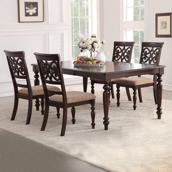 Laconia 5 Piece Extendable Dining Set by Darby Home Co