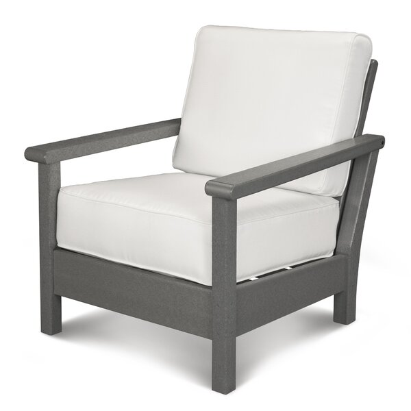 Harbour Deep Seating Chair with Cushions by POLYWOOD POLYWOOD®