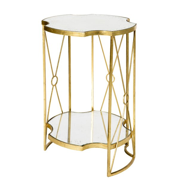 Marlene Tall End Table by Aidan Gray