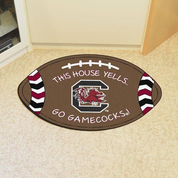 NCAA South Carolina Southern Football Doormat by FANMATS