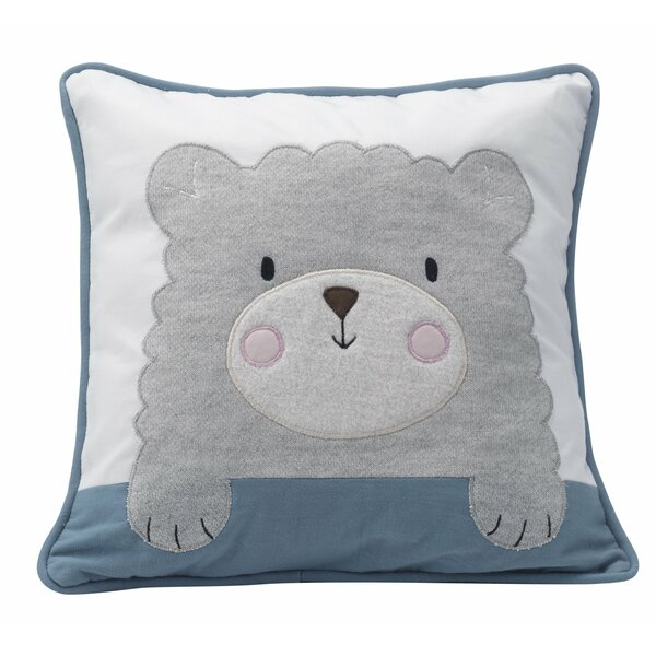 Little Llama Throw Pillow by Happi by Dena