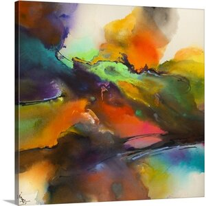 Soul Burst by Jonas Gerard Graphic Art on Canvas by Great Big Canvas
