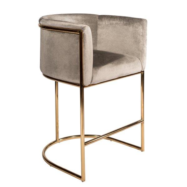 Swell Modern Contemporary Myrick 23 5 Bar Stool Allmodern Beatyapartments Chair Design Images Beatyapartmentscom
