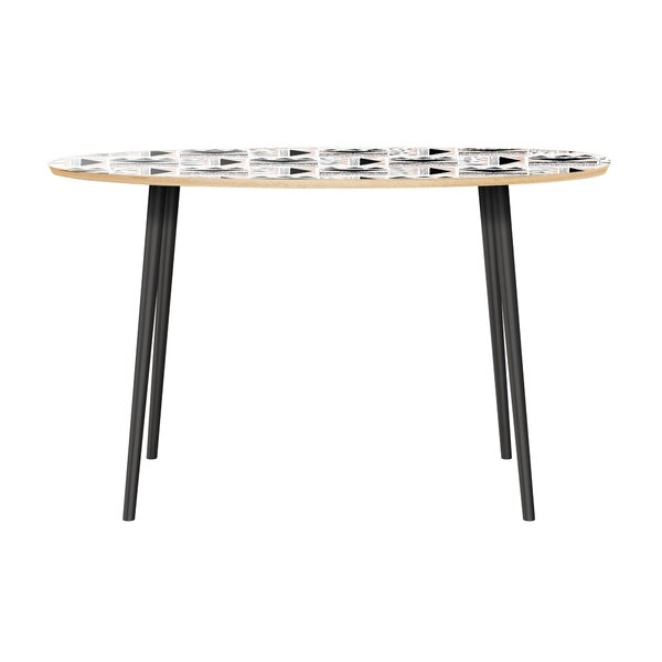Hollaway Dining Table by Bungalow Rose