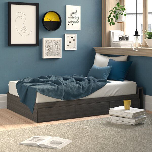 Maryjo Storage Platform Bed by Zipcode Design