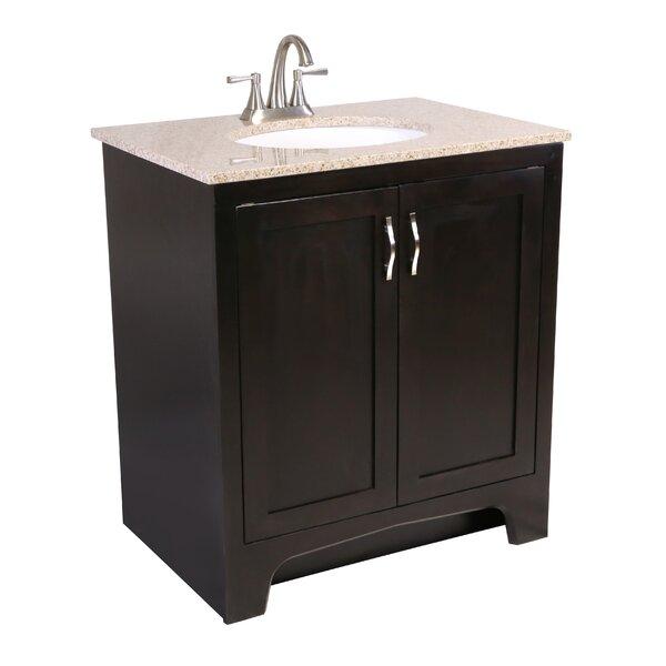 Steubenville 2-Door 31 Single Bathroom Vanity by Andover Mills