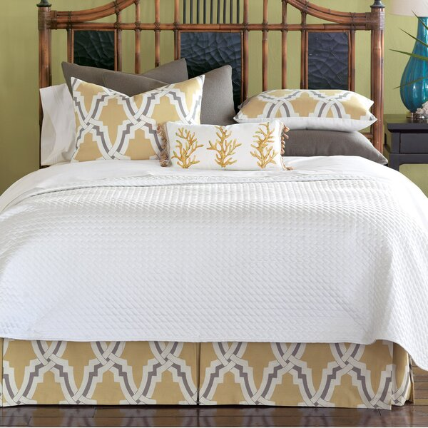 Autry Hand-Tacked Comforter by Eastern Accents