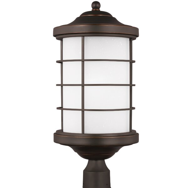 Harwood 1-Light Lantern Head by Breakwater Bay