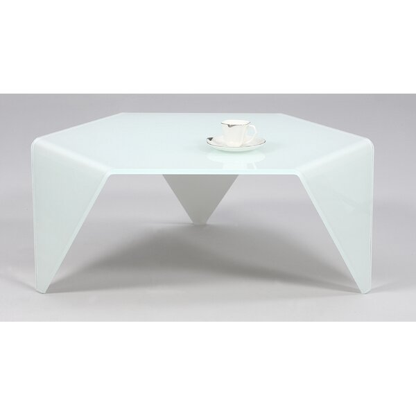 Starphire Coffee Table by Chintaly Imports