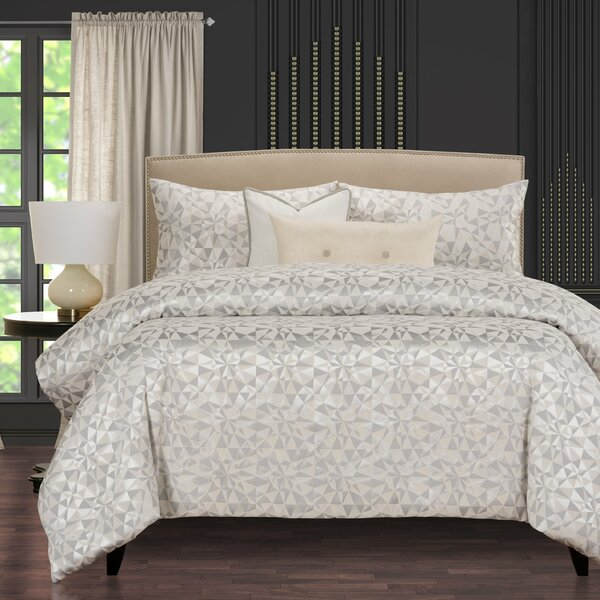 Diamond Point Prisms Duvet Cover & Insert Set