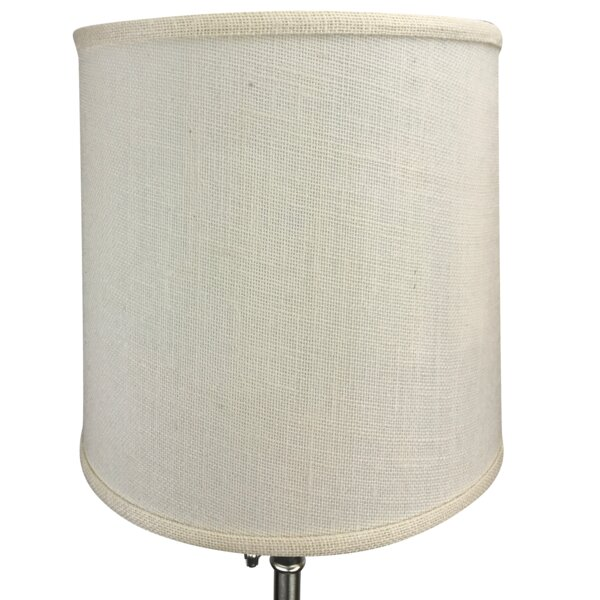 14 Linen Drum Lamp Shade by Fenchel Shades