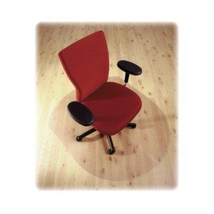 Floortex Cleartex Hard Floor Straight Chair Mat by Floortex