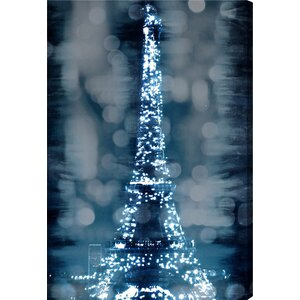 'Paris In Your Eyes' Graphic Art Print on Canvas by Oliver Gal