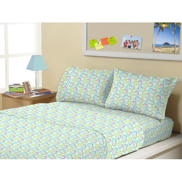 Allegro Super Soft Kids 4 Piece Sheet Set by Zoomie Kids