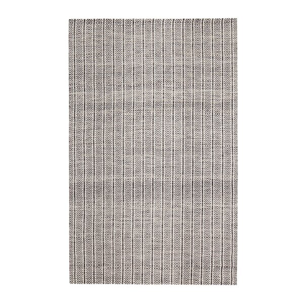 Dions Hand-Woven Gray Area Rug by Laurel Foundry Modern Farmhouse