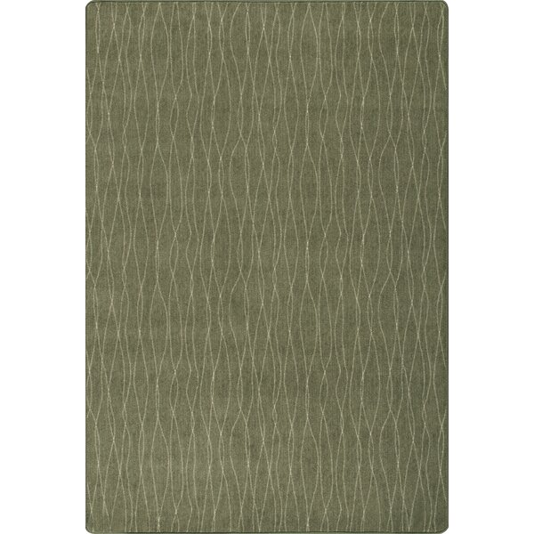 Booker Tapestry Green Area Rug by Orren Ellis