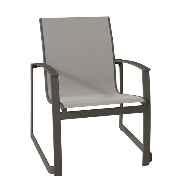 Mainsail Patio Dining Chair by Tropitone
