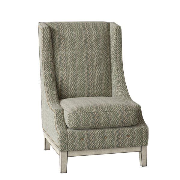 Ava Wingback Chair