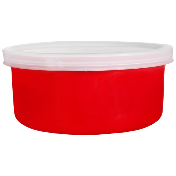 Storage Essential 16 oz. Baker with Lid by Home Essentials and Beyond