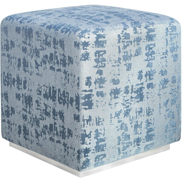 LakeHenry Cube Ottoman by Mercer41