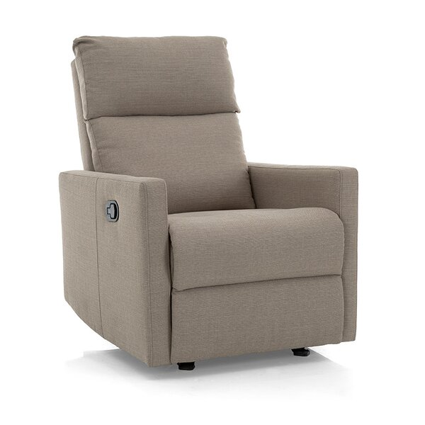 Nardo Manual Glider Recliner by Marzilli International
