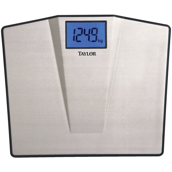 Precision High-Capacity LCD Digital Scale by Taylor
