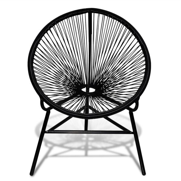 Aiesha Patio Dining Chair by Wrought Studio