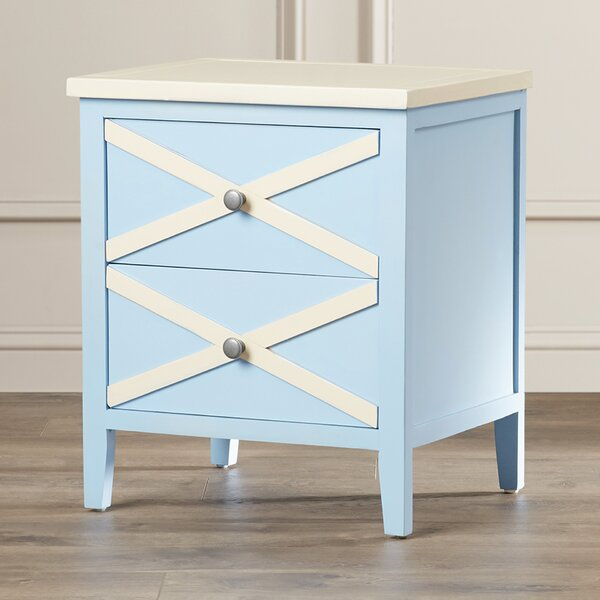 Chereen End Table With Storage By Latitude Run