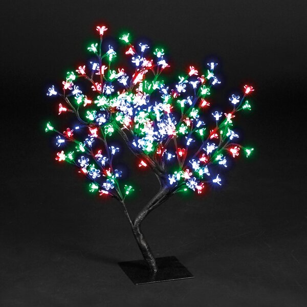 Snowtime 96 LED Light Blossom Tree by Hometime