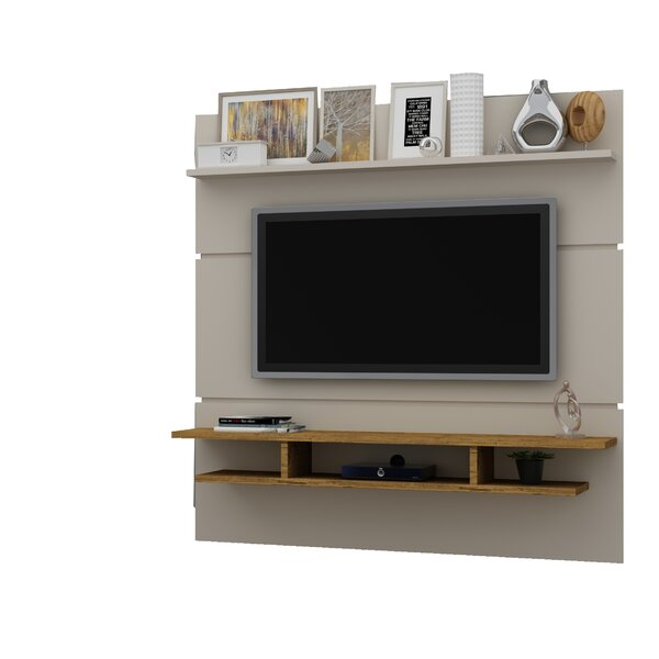 Manzo Floating Entertainment Center For TVs Up To 60