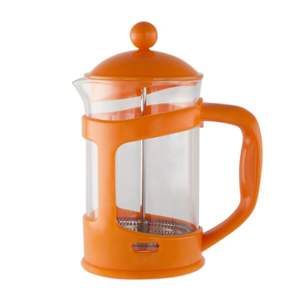 28 Cup Cute Cafetiere Borosilicate French Press Coffee Maker by Imperial Home