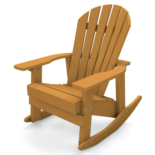 Charleston Adirondack Rocking Chair by Frog Furnishings Frog Furnishings
