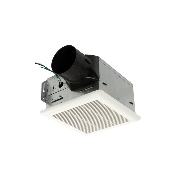 HushTone 90 CFM Bathroom Fan by Cyclone