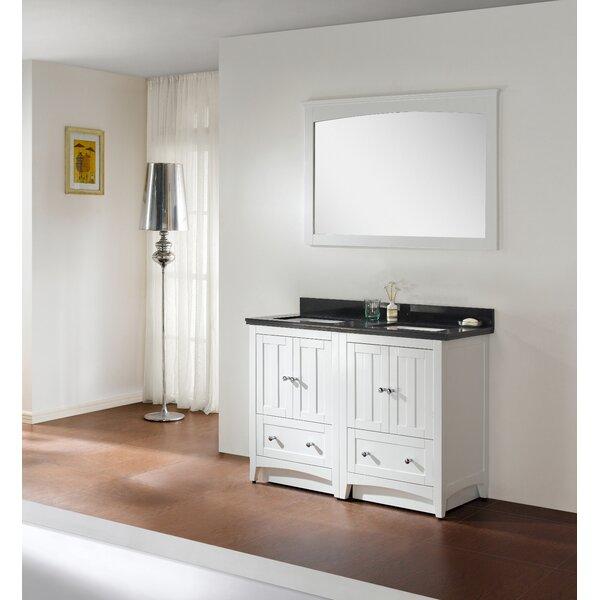 Gish 48 Double Bathroom Vanity Set
