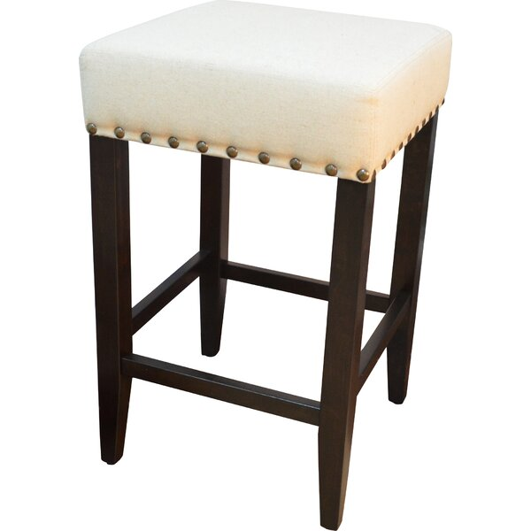 Stafford 24 Bar Stool by Darby Home Co