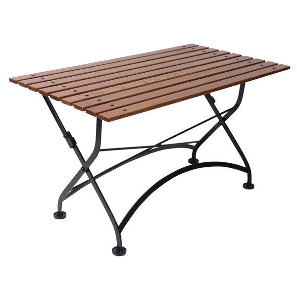 Table Basse Pliante French European Café by Furniture Designhouse