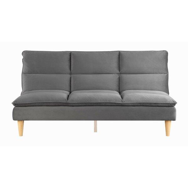 Englehart Upholstered Tufted Sleeper by Ebern Designs