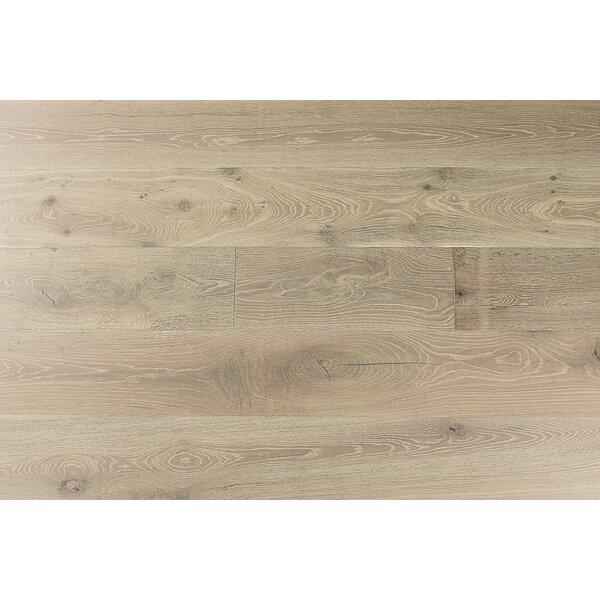 Erickson 9-1/2 Engineered Oak Hardwood Flooring In Melville Tan by Albero Valley