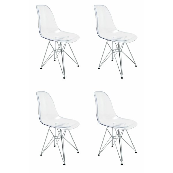 Michels Dining Chair (Set of 4) by Wrought Studio